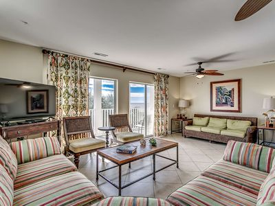 Photo for New to Rental! Two-Story 3,000 Sq Ft Oceanfront Condo with Game Room - Perfect for Families