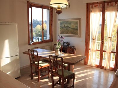 Photo for Apartment in Florence with Internet, Air conditioning, Lift, Terrace (358728)
