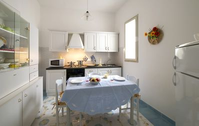 Photo for Dalia apartment just steps from the beach of San Vito Lo Capo!