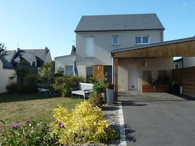 Photo for ROZVEN, house with garden in Saint-Coulomb
