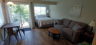"""Photo for """"Hilltop Hideaway"""" #4102 Beautiful Fully Renovated Studio with private wi-fi."""