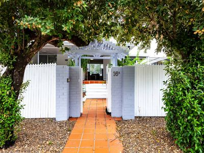 Photo for Beautiful Central Surfers Holiday Home with Garden and Close to the Beach