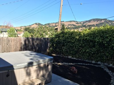Photo for 4 BR. Home w/ Private Yard and hot tub - 20 min away from S.F. or Wine Country!