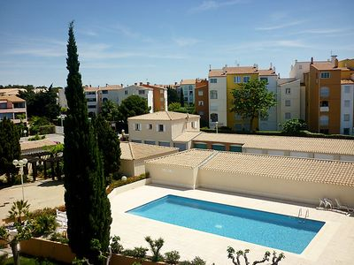 Photo for Apartment Bella Vista  in Cap d'Agde, Hérault - Aude - 4 persons, 1 bedroom