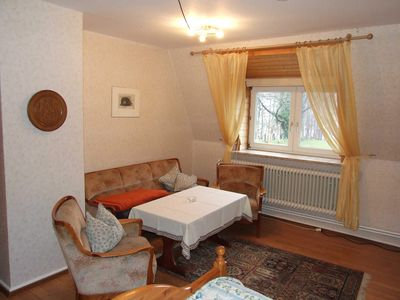 Photo for Apartment large (62 m²) - RED Ferienhof Hass