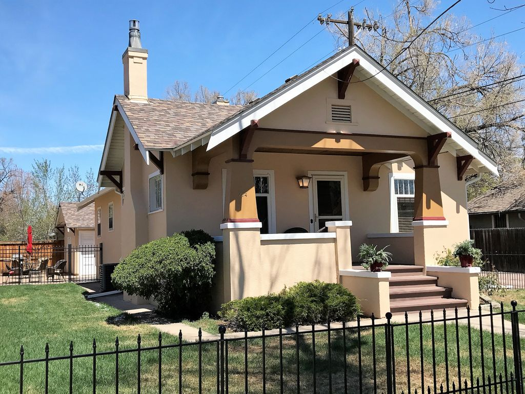 bungalow centrally located old north end near cc afa