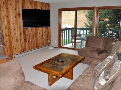Photo for Timber Falls 3/2 remodeled E Vail 4480 Timber Falls Ct, #1502, Vail, CO 81657
