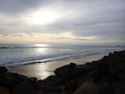 Photo for Steps from the sand! South Oceanside