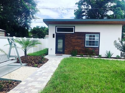 Photo for Seminole Heights Flamingo's Little House