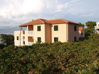 Photo for 1BR Apartment Vacation Rental in Postira