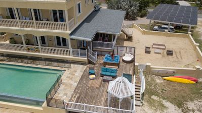Exclusive Luxurious Beachfront Home...Come And Relax !