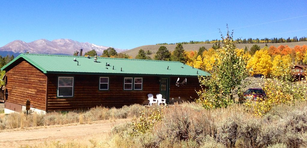 leadville mountain cabin with views leadville south