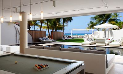 Villa Rockstar in St. Barths- 6 Bedroom - Beach front