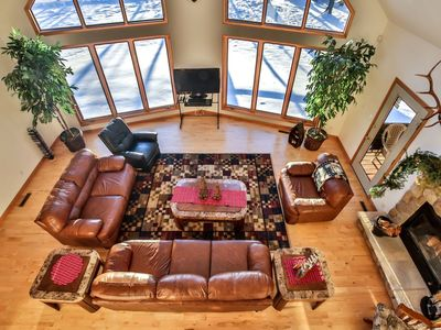 Photo for Newer pet friendly lake home with 4 bedrooms and 3 baths