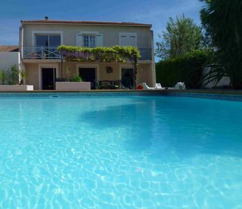 Photo for VILLA 250 m² with swimming pool near the Cap d'Agde