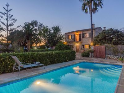 Photo for YourHouse Son Ramon Llull, villa in Majorca East with pool for 6 guests