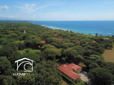 Photo for 6-Bd Vacation Villa w/ Pool in Gated Community. Steps to  Legendary Surf Break