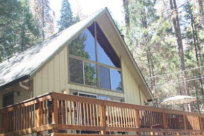 Front of Cabin