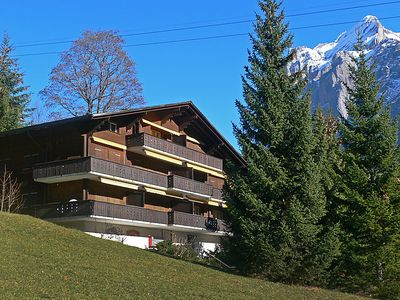 Photo for 2 bedroom Apartment, sleeps 5 in Grindelwald with WiFi