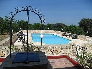 Photo for 3 Bedroom 2 Bathroom Charming Country Air Conditioned Villa In Private Grounds W