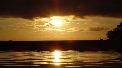 Photo for Free Golf - Ocean Sunsets, Tranquility, Peace of Mind. You Will Love This Place