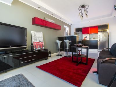 Photo for 105sqm Penthouse with 25sqm terrace