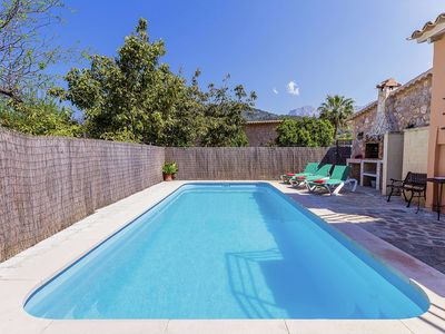 Photo for Between Soller and Port de Soller you will find this house with private pool