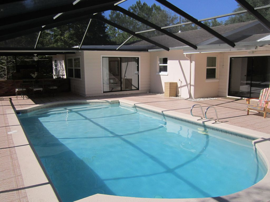 Lutz Cottage Pool Beaches Busch Gardens VRBO