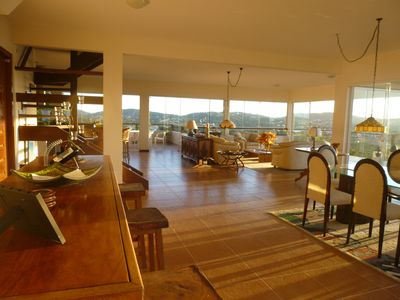 Photo for Spectacular house for 10 people in Búzios