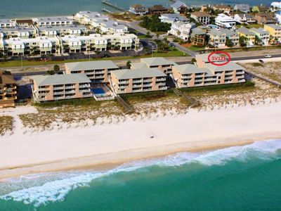 Photo for Picturesque Gulf Front Condo! Close to everything!