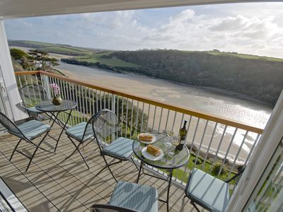 Photo for Looking for a 5 star luxury holiday with stunning sea views then book The Tower!