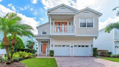 Photo for Enjoy Orlando With Us - Reunion Resort - Beautiful Contemporary 5 Beds 5 Baths Villa - 6 Miles To Disney