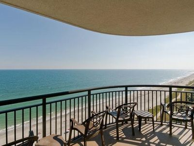 Photo for Large Oceanfront 3 Bed Corner Unit (14th Floor) - by Luxury Beach Rentals
