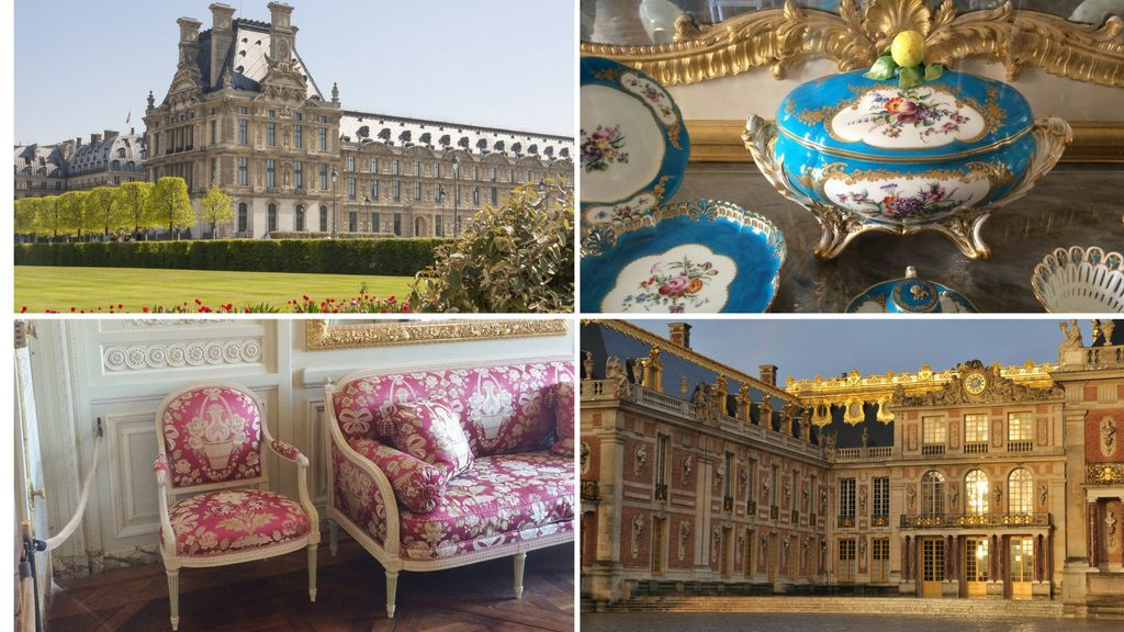 Cultural Stay, 4 days to discover decorative styles from Louis XIV to Louis XVI