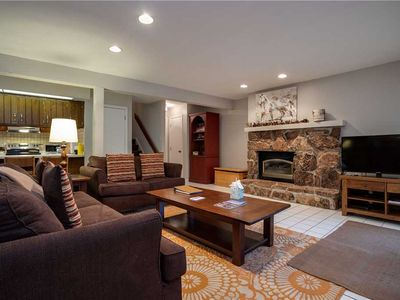 Photo for Discounted Lift Tickets - Spacious Town home Next To Ski Lifts + Garage Parking!