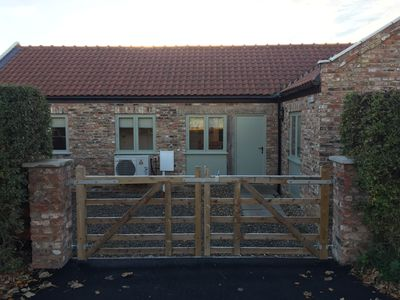Photo for New build cottage in flaxton close to york and north yorkshie coast and moors