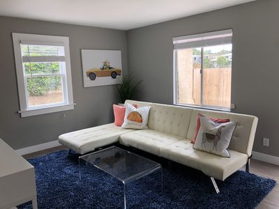 Photo for Beautiful Beach Bungalow Completely Remodeled in Leucadia Sleeps 4.