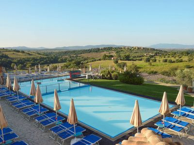 Photo for Apartment Borgo Magliano Resort (MAG102) in Magliano in Toscana - 6 persons, 2 bedrooms