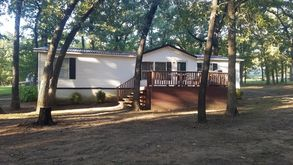 Photo for 3BR Mobile Home Vacation Rental in Kingston, Oklahoma