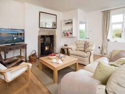 Photo for Mona's Cottage - Brand New Luxury Holiday Cottage ideal for couples and families