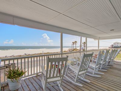 Beach Front Folly Beach 6 Bedroom 7 Bathroom Sleeps 14-16