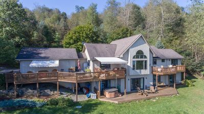 Photo for Grandview Manor-Lake Access Home with Stunning Lake Views
