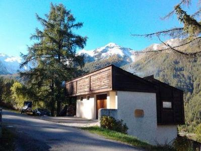 Photo for Chalet, terrace, fireplace or stove, tv, 215m², Les Orres