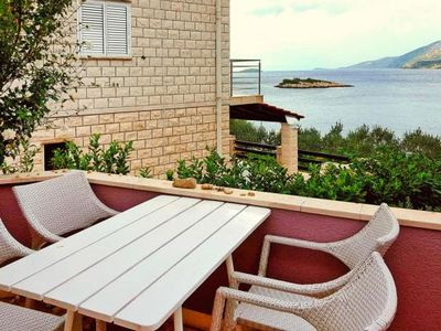 Photo for Apartments Tonka, Korcula  in Korcula - 4 persons, 1 bedroom