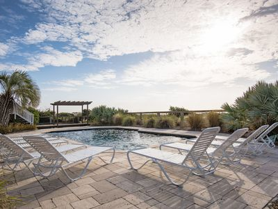 Photo for Oceanfront Home with Panoramic Views! Private Pool! July 20-27 Available!