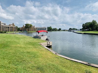 Photo for Waterfront -Beautifully Decorated 2 Bedroom/2Bath - Sleeps 7