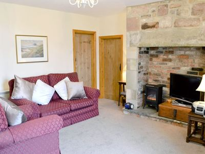 Photo for 3BR Cottage Vacation Rental in Seahouses, Northumberland