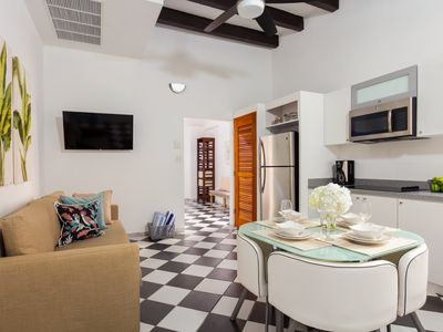 Photo for Blush Suite   Beautiful 1 Bedroom in best location in Old San Juan