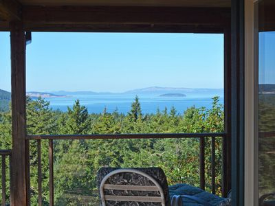 Photo for Private and Spacious Residence with Magnificent Views Near Friday Harbor.