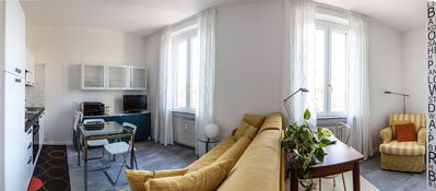 Photo for Blue sky apartment - Renovated, full supply, near Central Station